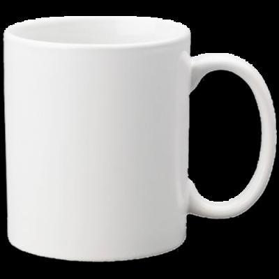 A Simple White Color Mug