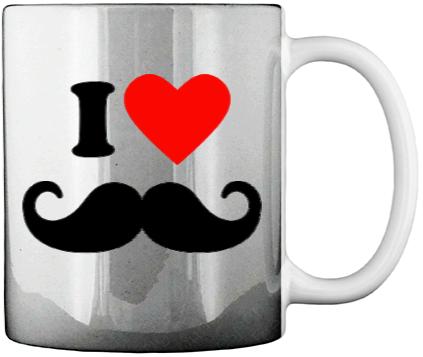 Love mustache